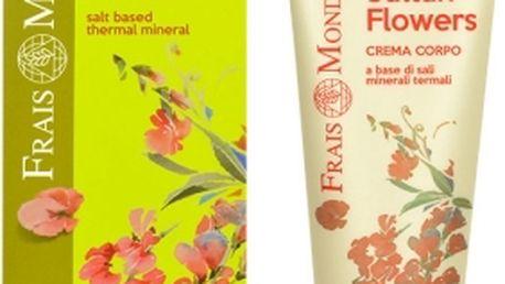 Frais Monde Sultan Flowers 200 ml tělový krém pro ženy
