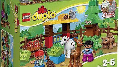 LEGO® DUPLO® 10582 Lesní zvířátka