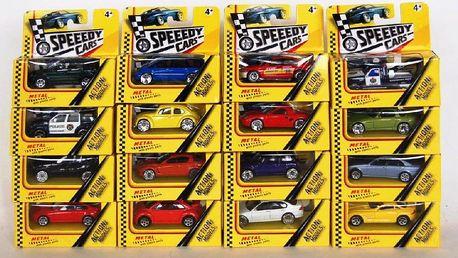 Speedy Cars auto kovové