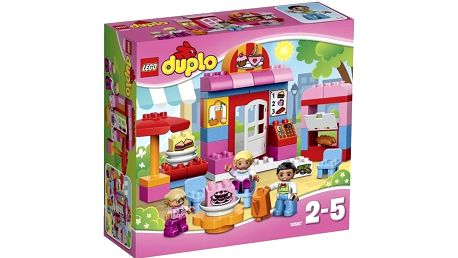 LEGO® DUPLO® 10587 Kavárna