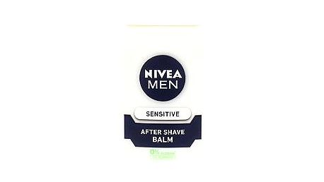 Nivea Men Sensitive 100 ml balzám po holení M