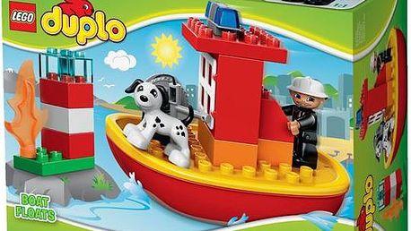LEGO® DUPLO® 10591 Hasičský člun
