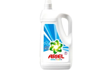 Ariel Touch of Lenor prací gel 81 praní, 5,265 litru