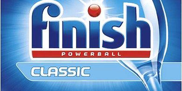 Finish Powerball Classic tablety do myčky nádobí 110 kusů