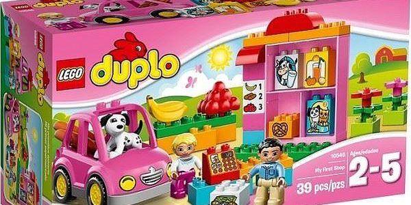 LEGO® DUPLO® 10546 Můj první obchod