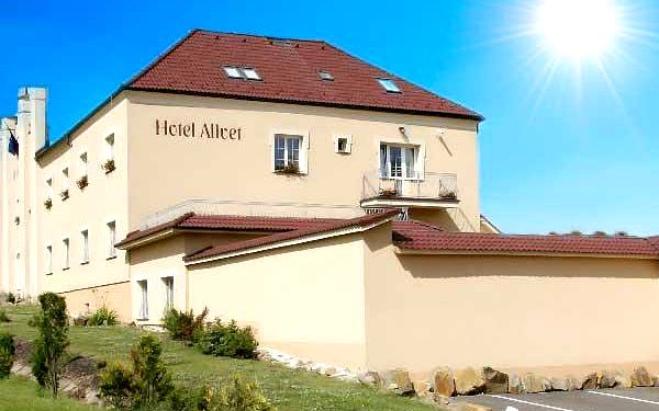 Last minute pobyt v romantickém hotelu Allvet***