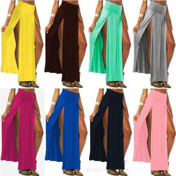 Dlouhá sukně s vysokým pasem Talin!