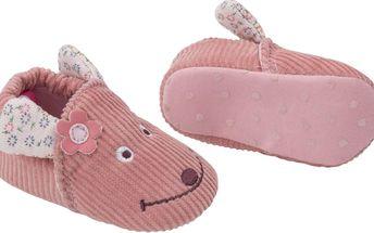 G-mini Dívčí capáčky Myška - růžové, EUR 20