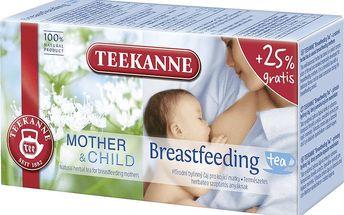 TEEKANNE Mother&Child Breastfeeding Tea 20x1.8g
