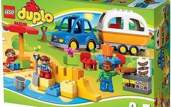 LEGO® DUPLO® 10602 Kempovací dobrodružství