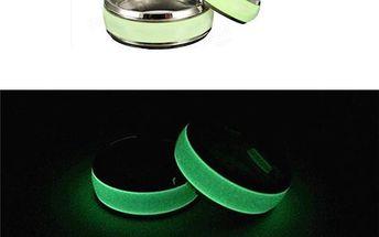 Svítící prsten pro ženy a muže