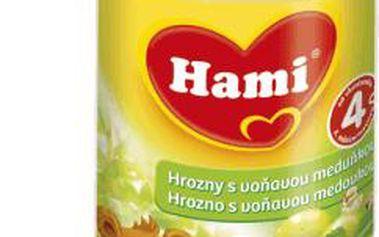12x HAMI čaj s hrozny s voňavou meduňkou 300ml