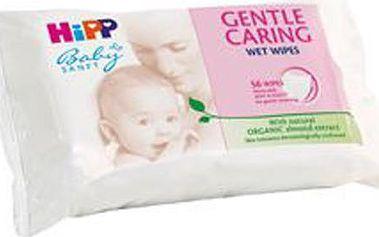 HiPP Dětské čistící vlhčené ubrousky 10ks