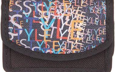 Roubal univerzální horizontální pouzdro na opasek barevné