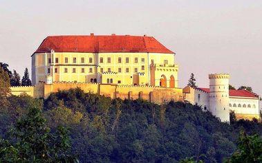 Prohlídka zámku Letovice a zoo koutek