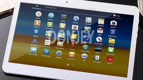 Tablet Donjey s 2 GB RAM a DUAL SIM s poštovným zdarma