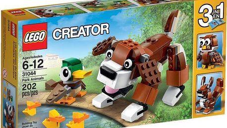 LEGO® Creator 31044 Zvířátka z parku