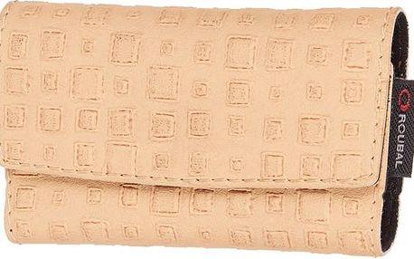 Roubal univerzální pouzdro béžové (100x50x15mm)