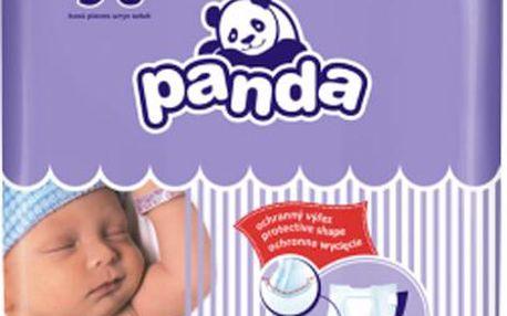 Panda Newborn 58ks - jednorázové pleny