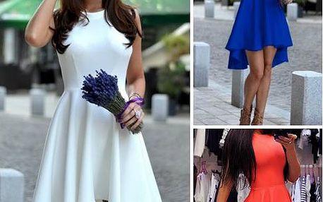 Dámské elegantní šaty Bianca
