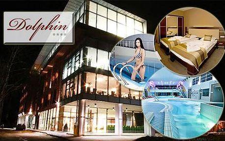 LAST MINUTE Wellness pobyt se vstupem do AQUAPARKU Senec v luxusním Hotelu DOLPHIN ****