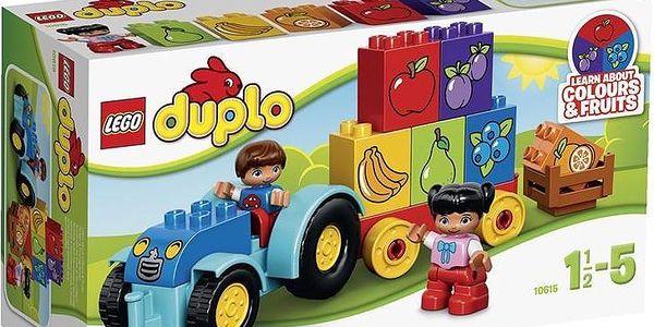 LEGO® DUPLO® 10615 Můj první traktor