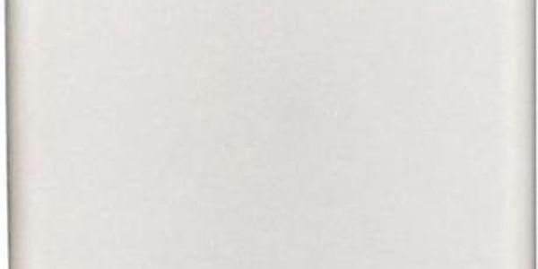 JEKOD Ultrathin TPU pouzdro pro Samsung i9505 Galaxy S4 šedé