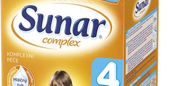 Sunar Complex 4, 6x600 g