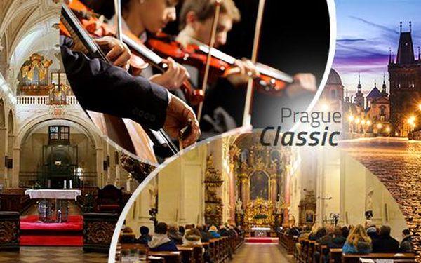 Květnové koncerty v Kostele sv. Salvátora u Karlova mostu! Slavná varhanní hudba a Vivaldi - Čtvero ročních dob!