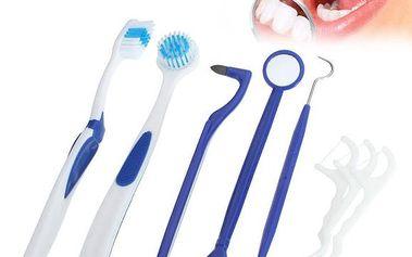 Pomůcky na ústní hygienu - dodání do 2 dnů