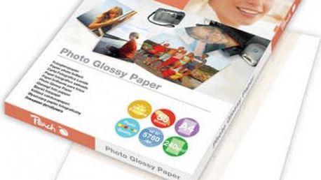 Peach Photo Glossy Paper PIP100-06, A4, 240g/m2, 50ks