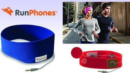 AcousticSheep RunPhones® Classic Blue S RC2US