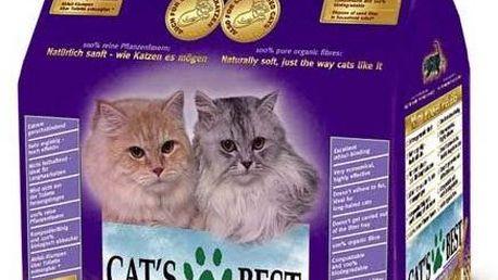 JRS kočkolit Cats Best Nature Gold 10 l