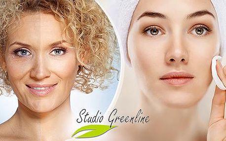 Rejuvenace obličeje v délce 30 minut! Vylepšení hlubokých vrásek, vypnutí pokožky, stažení pórů, vyčištění pleti!