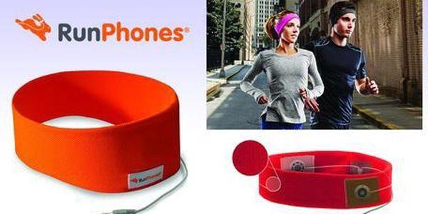 AcousticSheep RunPhones® Classic Orange S RC2OS