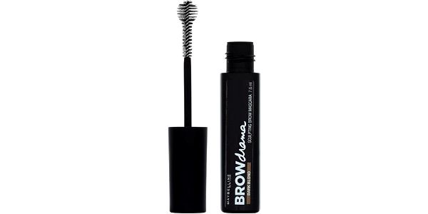 Maybelline Řasenka na obočí Brow Drama (Sculpting Brow Mascara) 7,6 ml Dark Brown