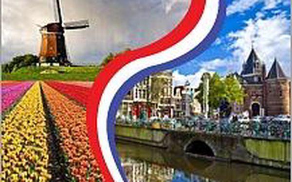 Zažijte kouzelný květnový víkend v Amsterdamu. Užijte si víkend plný tulipánové vůně a holandských krás.