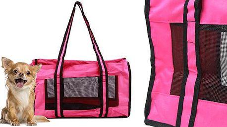 Přepravní taška pro domácí mazlíčky