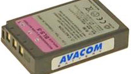 Baterie Avacom pro Olympus BLS-5 Li-ion 7.2V 1150mAh (DIOL-BLS5-053)