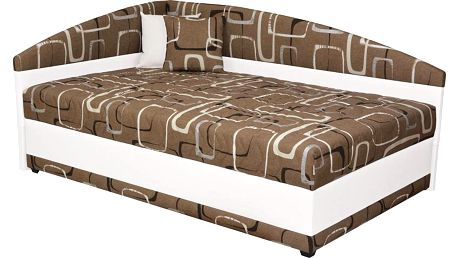 Čalouněná postel Luna