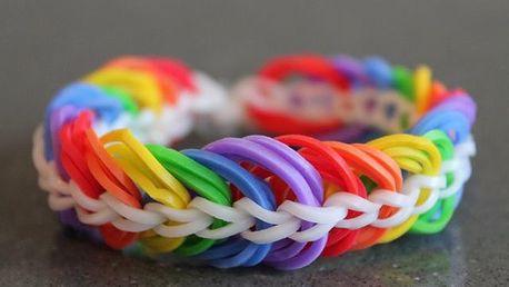 Originální gumičky Rainbow Loom