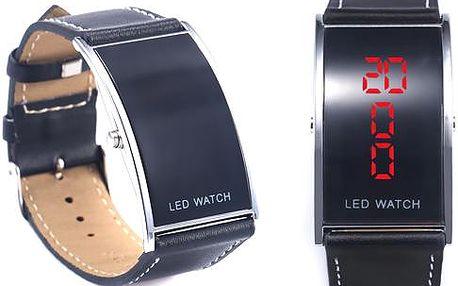 Pánské digitální LED hodinky