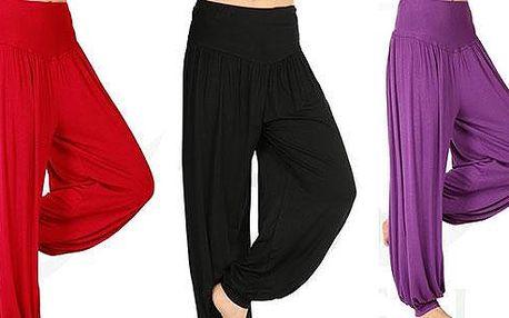 Dámské harémové kalhoty v 5ti barvách