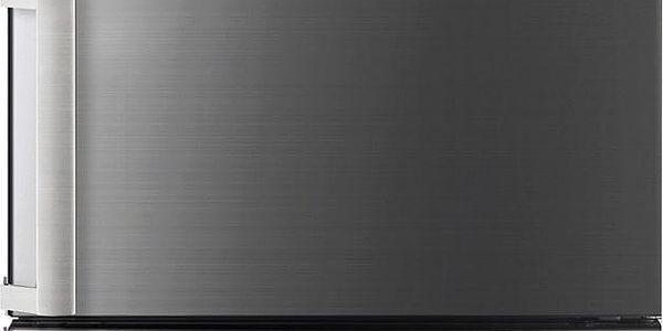 Kombinovaná lednička s beznámrazovým systémem Samsung RL 58GREIH1 + 10 let záruka na kompresor (promáčklé horní dveře)