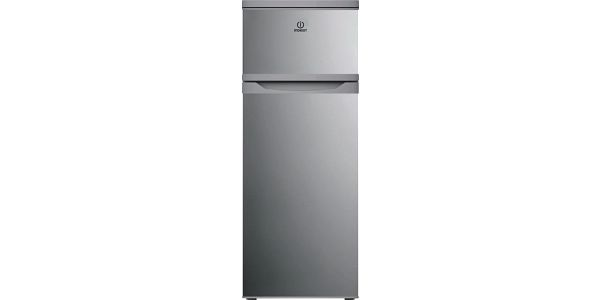 Kombinovaná lednička s mrazákem nahoře Indesit RAA 29 S (promáčklé dveře chladničky)