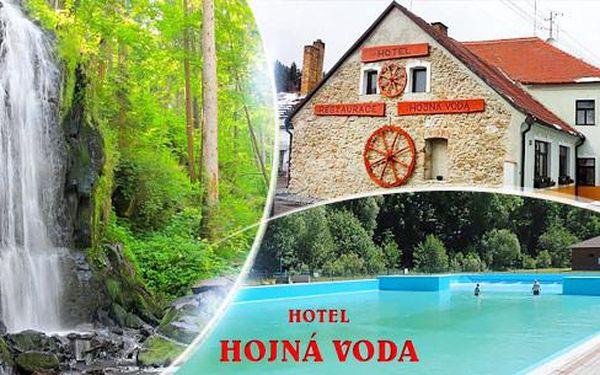 Novohradské hory pro 2 osoby na 3 dny. Polopenze, sklenka vína, fitness, káva + dezert a možnost vstupu do bazénu.