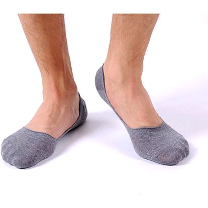 Pánské snížené ponožky do letních bot