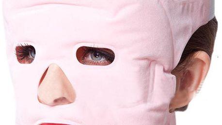 Hydratační gelová maska na pleť s turmalínem