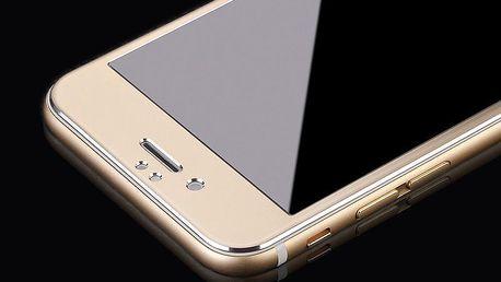 Ochranná fólie z tvrzeného skla na iPhone 6/6s - více barev