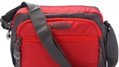 Sportovní unisex crossbody taška